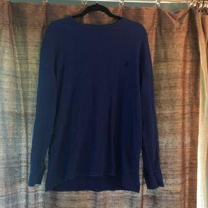 Polo Ralph Lauren Blue Long Sleeve - XL